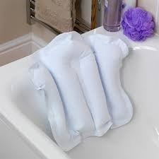 pillow for the bath