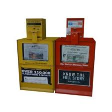 Newspaper Vending Machine Locations Adorable 48d Newspaper Vending Machines Newsstand