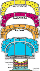 Academy Of Music Seating Chart Parquet 20 Interpretive Academy Of Music Seating Chart Balcony