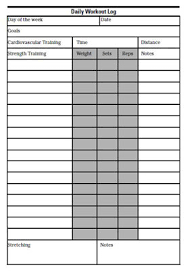 Weight Loss Recorder Tracking Your Weight Training Progress Dummies