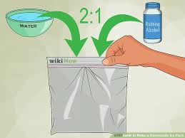 image titled make a homemade ice pack step 1