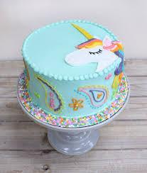 Unicorn Cake Edgars Bakery