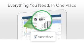 Smartsheet Web English Evernote App Center