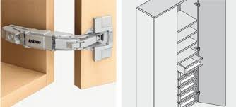 blum cabinet hinges a 155 degree opening hinge that allows the opening of drawers inside the cabinet image provided by blum australia pty ltd