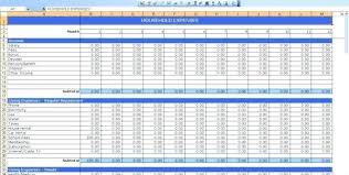 Cost Savings Tracking Template Cost Savings Tracking Template Household Expenses Excel