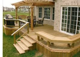 backyard deck design. 77 Cool Backyard Deck Design Ideas Https://www.futuristarchitecture.com/18722-backyard-decks.html