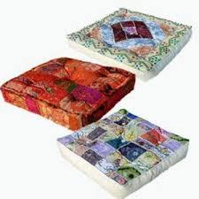 Image Stylo Culture Ethnic Floor Cushion Indiamart Ethnic Floor Cushion Manufacturer From Panipat