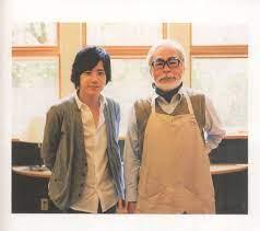 witchsauce: Hayao Miyazaki with his son, Goro Miyazaki | Hayao miyazaki,  Miyazaki, Ghibli