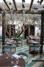 outdoor lighting miami. like them as outdoor lighting seen in the dining courtyard at cecconiu0027s miami beach martin brudnizkidesigned soho house