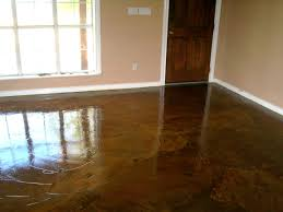 Concrete Floors In Kitchen Diy Concrete Flooring All About Flooring Designs