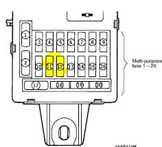 mitsubishi diamante ls is there a fuse behind the radio in if those fuses all check out we will need a meter or test light to verify if you didn t lose another link along the way or if the radio was damaged from