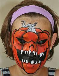 amazing face paintings 40 pics cool face paint ideas
