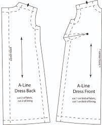 A Line Dress Pattern Delectable Barbie ALine Dress Sewing And Pattern
