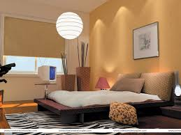 Soothing Bedroom Interior Exterior Plan Soothing Bedroom In Pastel Shades