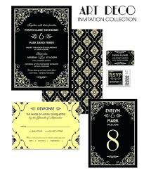 Gatsby Invitation Wording Great Inspired Tations Tation Template