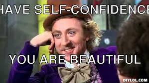 Creepy Willy Wonka Meme Generator - DIY LOL via Relatably.com
