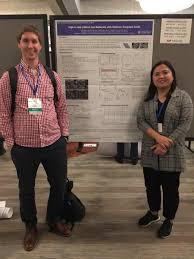 """Kent Griffith on Twitter: """"Yumi and I had a great time at the  #236thECSMeeting last week in Atlanta. We were excited to share some of our  recent work on high-rate full cell"""