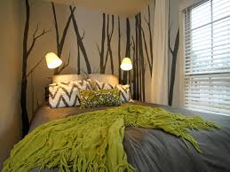 Purple And Green Bedroom Purple An Green Bedroom An Excellent Home Design