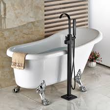 oil rubbed bronze freestanding tub filler. aliexpress.com : buy modern freestanding bathtub faucet tub filler oil rubbed bronze floor mount with handshower mixer taps from reliable direct