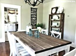 rustic white dining table. Modren Table Marvelous White Distressed Dining Chair Lovely Rustic  Splendid Furniture Throughout Rustic White Dining Table N