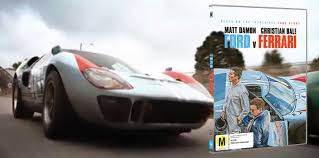 To develop a car that would beat ferrari in the 24 hour long le mans classic. Big Screen Nz Win Ford V Ferrari On Dvd
