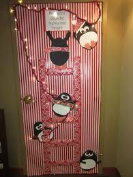 penguin door decorating ideas. Image Source: Pinterest Penguin Door Decorating Ideas