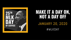 25th Annual MLK Day of Service