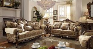 traditional living room furniture sets. Homey Design 7-pc Italian Style Traditional Living Room Set #HomeyDesign Furniture Sets L