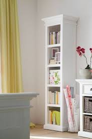 Buy Nova Solo Halifax White Bookshelf online by Nova Solo from CFS UK at  unbeatable price