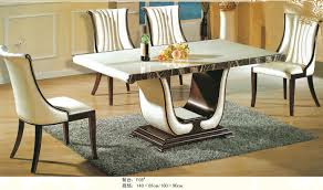 Italian Dining Table Set Italian Style Furniture Marble Dining Table 0442