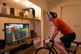 zwift s virtual world has revolutionised indoor