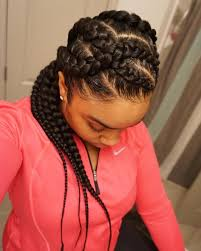 Braids Hairstyle Pictures best 25 black braided hairstyles ideas black 6483 by stevesalt.us