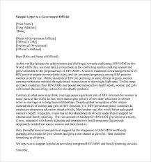 Sample Letters Templates 9 Official Letter Templates Pdf