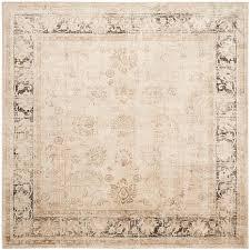 safavieh vintage olivia area square area rugs 8x8 great area rugs