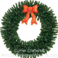 Outdoor Lighted Wreath Extraordinary Outdoor Lighted Wreath Large Wreaths With Best Lighting Direct