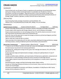 Architecture Resume Objective Awesome Outstanding Data Architect Resume Sample Collections Check 21
