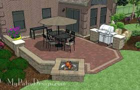 brick patio grill backyard brick designs backyard brick patio designs backyard brick patio design with grill ideas brick patio grill plans brick patio