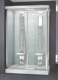 novellini two person hydro steam shower cubicle