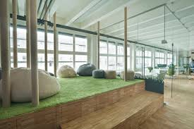 creative office designs 2. 2.p - Chillout · Open Space OfficeCreative Creative Office Designs 2