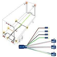 tractor trailer equipment at trailer parts superstore semi trailer electrical harness bulk wiring · tractor