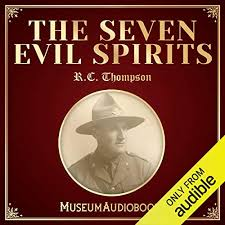 The Seven Evil Spirits by R.C. Thompson | Audiobook | Audible.com