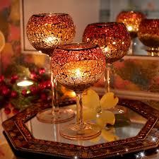 duqaa com set of 3 unique mosaic glass votive candle holder info duqaa com