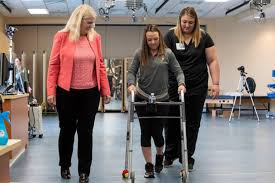 Paralyzed people are beginning to walk with a new kind of therapy -  oregonlive.com