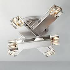 possini euro design lighting. Possini Euro Design Three Stacked Rods Ceiling Light Fixture Lighting E