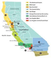 California Regions National Association Of Social Workers California
