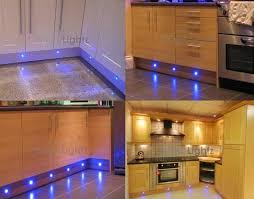 Blue Kitchen Designs Unique Set Of 48 LED Deck Lights Decking Plinth Kitchen Lighting Set