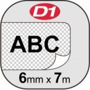 термолента <b>D1 DYMO</b> 43610