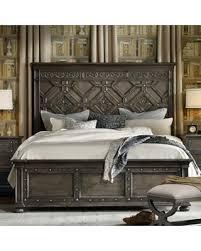 hooker furniture. Brilliant Hooker Hooker Furniture Vintage West Wood Panel Bed Size King With