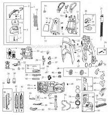rug doctor parts diagram inspirational bis 9500 parts list and diagram ereplacementparts of rug doctor parts