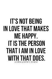 Quotes About Being In Love